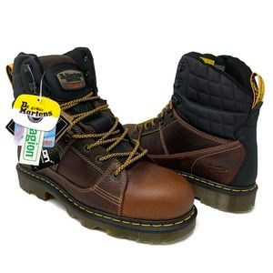 Dr. Martens Airwair Alloy Safety Toe Work Boots